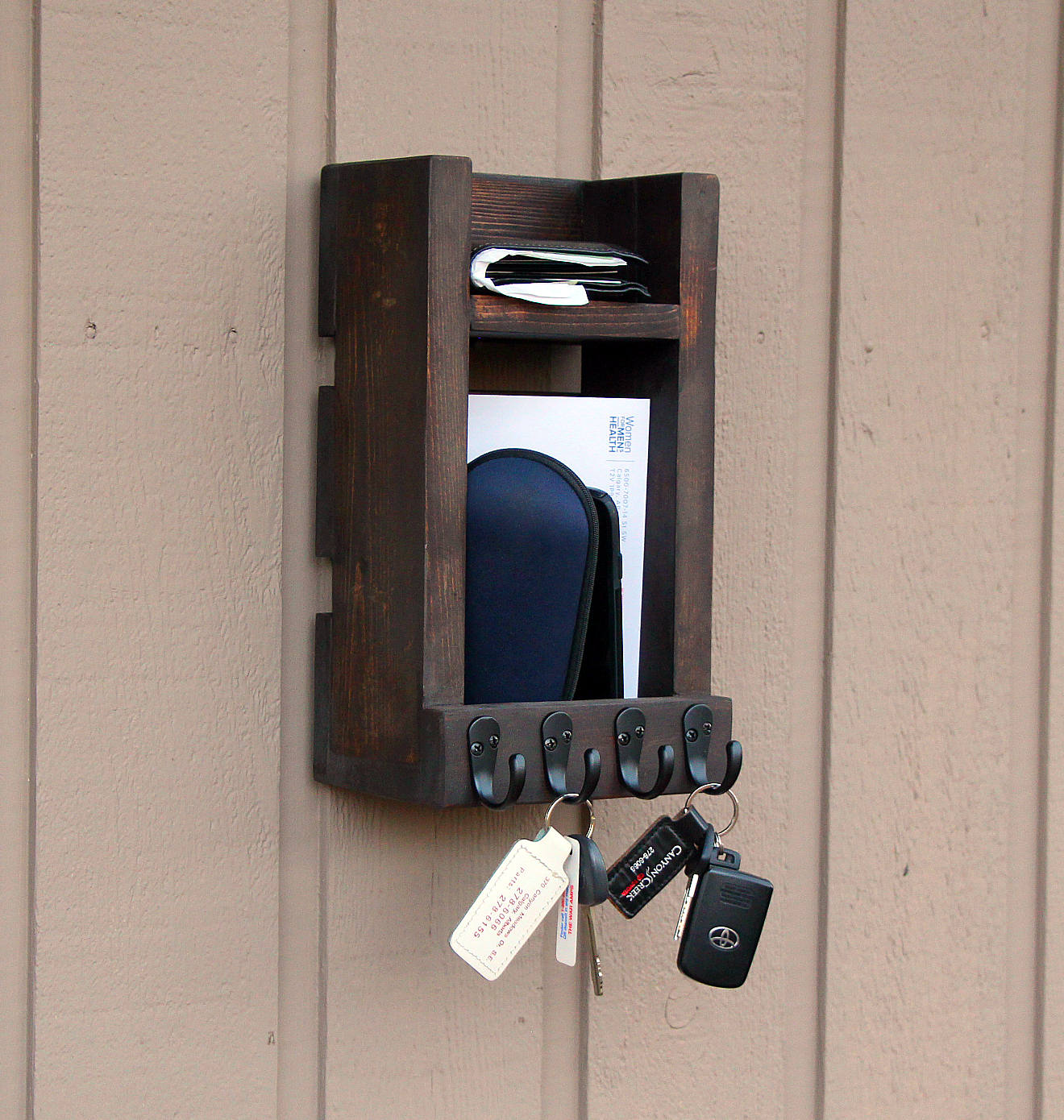 Buy Entryway key holder for wall 4e5c67c51